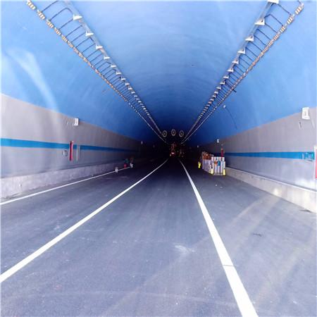 隧道防火涂料施工案例一