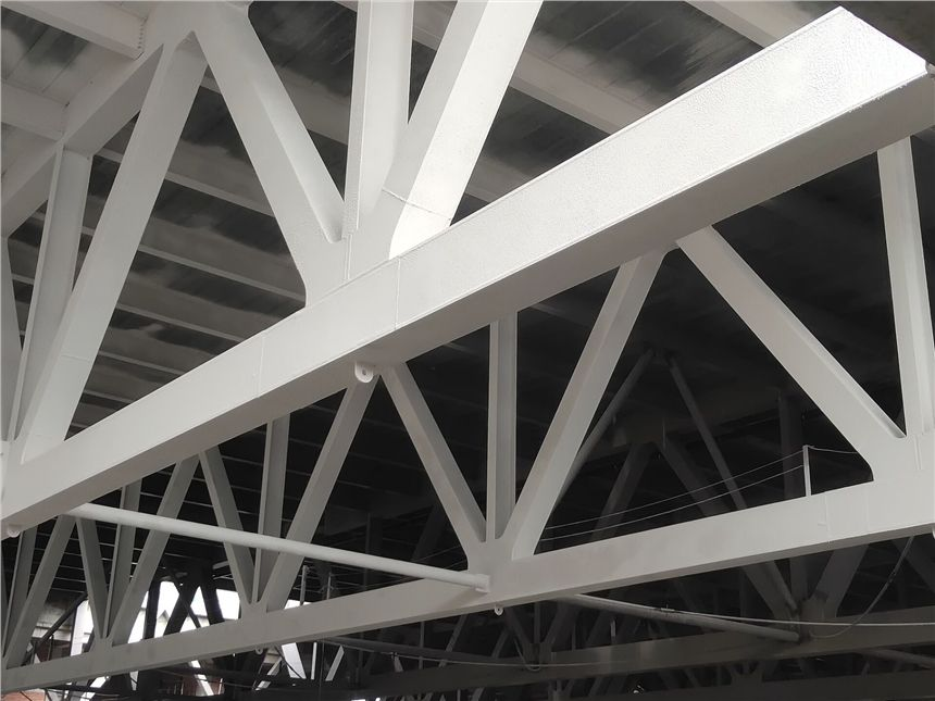 防火涂料(厚型钢结构)