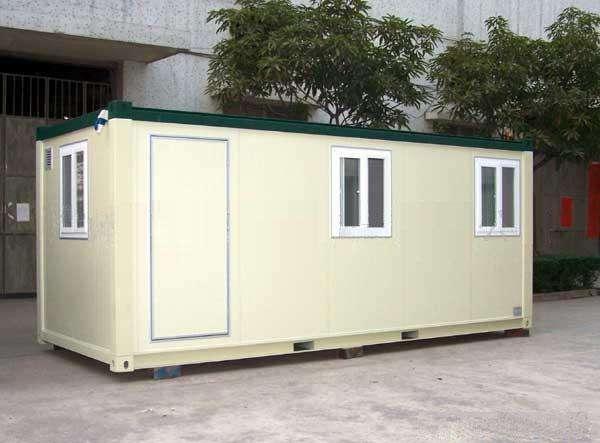 集装箱房的安装步骤以及安装方法都有哪些?